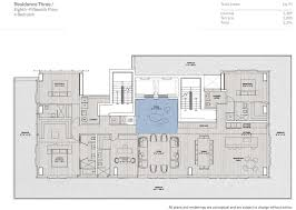 floors plans floor plans of glass miami beach condo miami