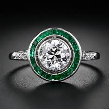 emerald engagement ring emeralds the engagement ring trend for 2013 huffpost