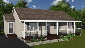 bungalow house plans with front porch modular home floor plans with front porch