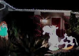 Santee Christmas Lights Tv Shows Every Day I See A Cow