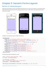 xamarin android set layout xamarin forms notes for professionals book