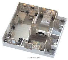2 bhk floor plans per vastu