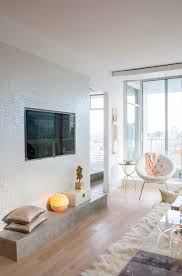 End Table Ideas Living Room Recessed Tv Niche Ideas Living Room Contemporary With White Lounge