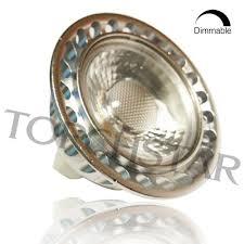 12v 5w dimmable mr16 led bulb cob mr16 led spotlight torchstar