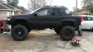 silver jeep grand cherokee 2004 insane wj