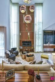 id homes cool metallics malaysia interior design home living