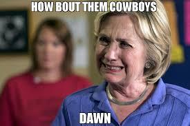 Clinton Memes - how bout them cowboys dawn meme clinton 74966 memeshappen