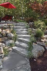 decoration minerale jardin rocaille jardin conseils de construction et photos inspirantes