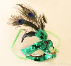 peacock masquerade masks women peacock feather mask costume prom party