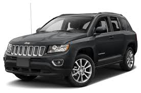 2016 Jeep Compass Overview Cars Com