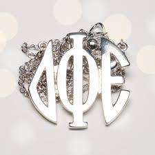 Monogram Jewlery All Gifts Silver Monogram Necklace U0026 Chain
