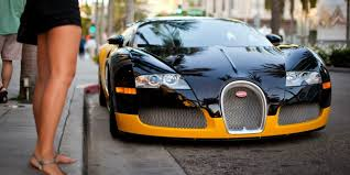 gold and white bugatti 20 cars that are purely made to attract gold diggers