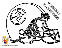 football helmet coloring pages printable nfl coloring pages free