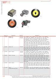 massey ferguson electrics u0026 instruments page 330 sparex parts