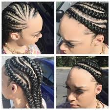 hairstlye of straight back hairstyle27 fashion nigeria