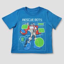 toddler boys transformers optimus prime sleeve t shirt