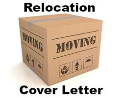 relocation cover letters relocation cover letters