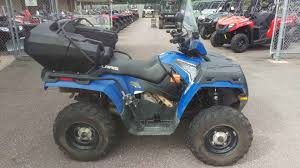 used 2012 polaris sportsman 400 h o atvs for sale in wisconsin