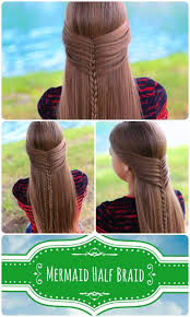cute girl hairstyles diy 179 best girl hairstyles images on pinterest girls hairdos