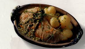 cuisiner raie recette ailes de raie sauce ravigote
