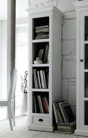 Narrow Bookcases Uk Narrow Bookcases S Great Bookcase Shelf With Glass Doors