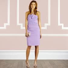 breita bandeau dress lilac wedding dress from coast bridesmaid