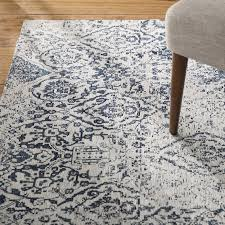 Navy Area Rug Zipcode Design Kleinschmidt Ivory Navy Area Rug Reviews Wayfair