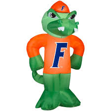 florida gators home decor amazon com gemmy airblown inflatable university of florida albert