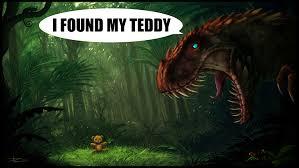 Unstoppable Dinosaur Meme - download dinosaurs humor wallpaper 1280x722 wallpoper 427559