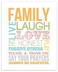and sayings about family