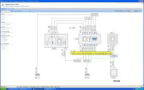 peugeot window wiring diagram with template images 307 diagrams