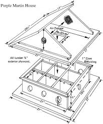 house plans free purple martin bird house plans one levels