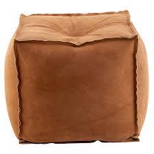 pouf kaufen house doctor pouf suede camel online kaufen emil u0026 paula