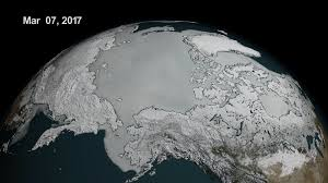 North America Ice Age Map by Glacial Rebound The Not So Solid Earth Nasa