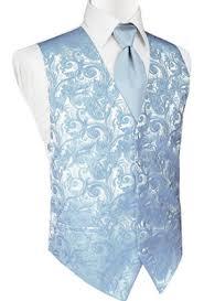 Light Blue Vest Light Blue Paisley Tuxedo Vest Jpg