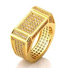 men gold ring design gold rings kingice