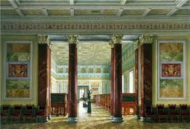 aristocratic russian palace interior designs with artistic
