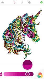 horse coloring book adults android ios windows phone