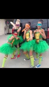 Ninja Turtle Halloween Costumes 15 Super Fun Halloween Costumes Girls Ninja Turtles