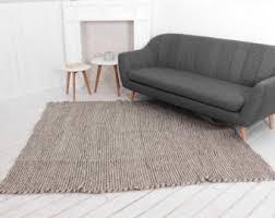 Modern Floor Rug Scandinavian Rug Etsy