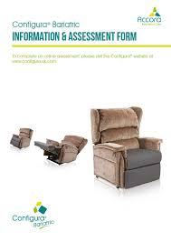 Bariatric Armchairs Configura Bariatric Specialist Chair