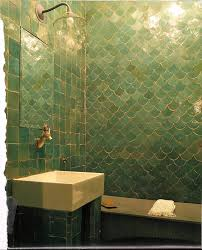 best 25 mermaid tile ideas on pinterest beach style bathroom