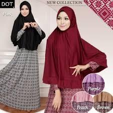 Grosir Gamis Zoya Murah grosir baju gamis dan busana muslim murah trend model terbaru di