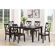 7 dining room set rent steve silver rani 7 dining room set