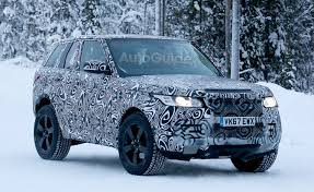 range rover defender 2018 land rover defender mule continues to look awkward on camera