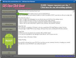 one click root apk root device using srs one click root techora