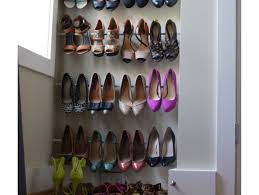 closet shoe rack design u2014 steveb interior closet shoe rack bed