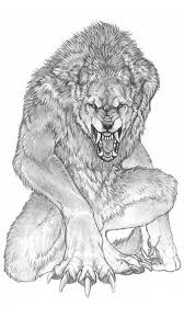 werewolf urban fantasy horror inspiration urban fantasy