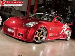 custom nissan 350z for sale custom greddy nissan 350z twin turbo tuner car turbo magazine