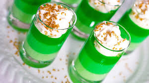 ombre st patrick u0027s day jello shots recipe tablespoon com